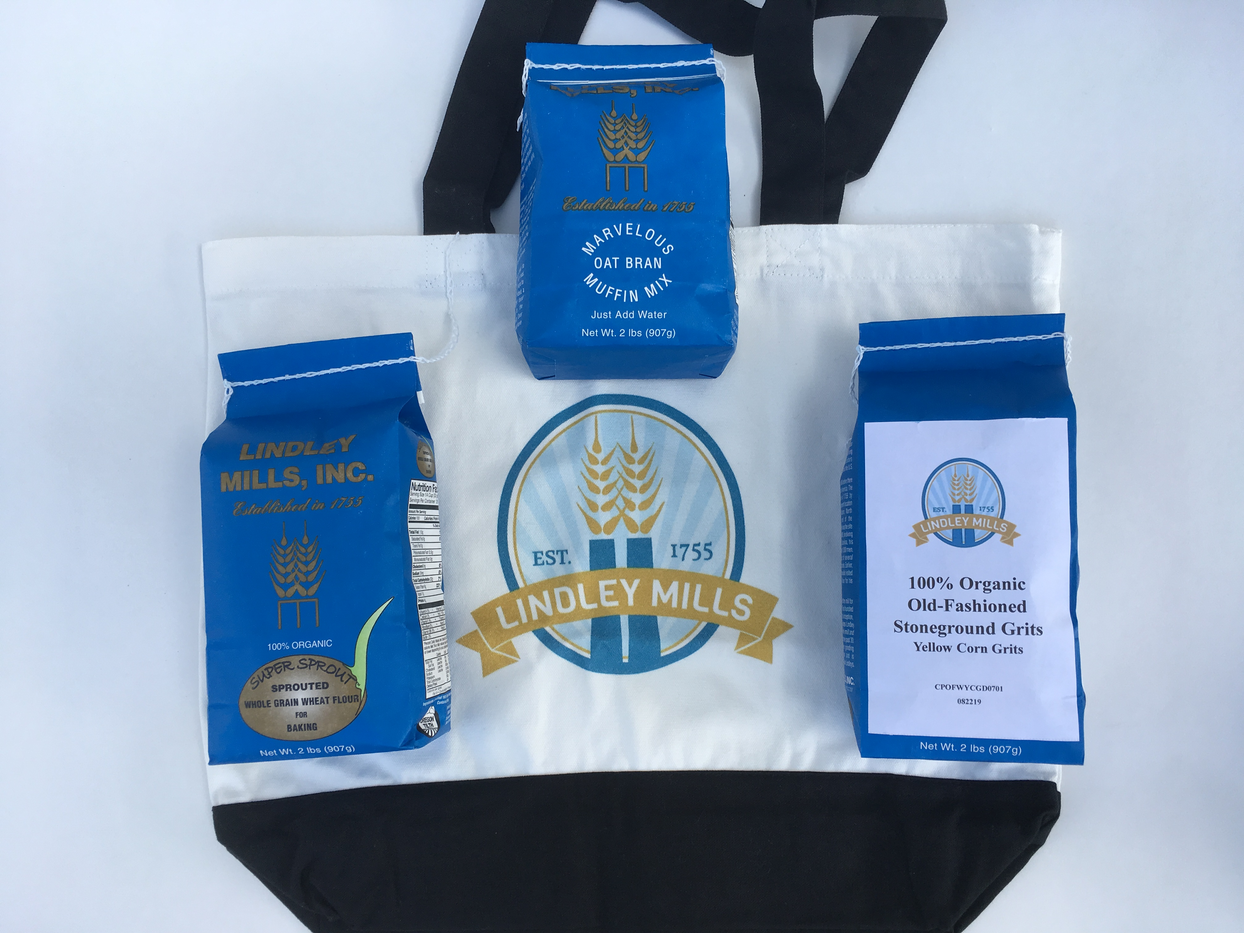 Breakfast Bundle with Canvas Tote