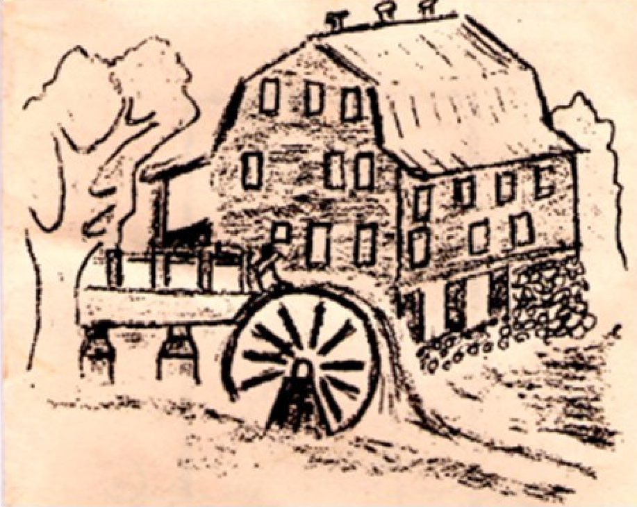 Mill Illustration