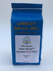 100% Organic Super Sprout™ Sprouted Whole Grain SPELT Flour